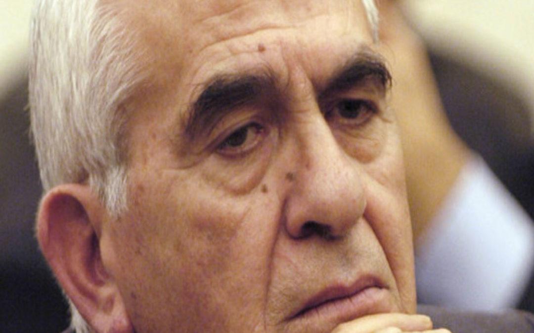 Il ricordo di Pietro Larizza da parte di Paolo Pirani segretario generale della Uiltec