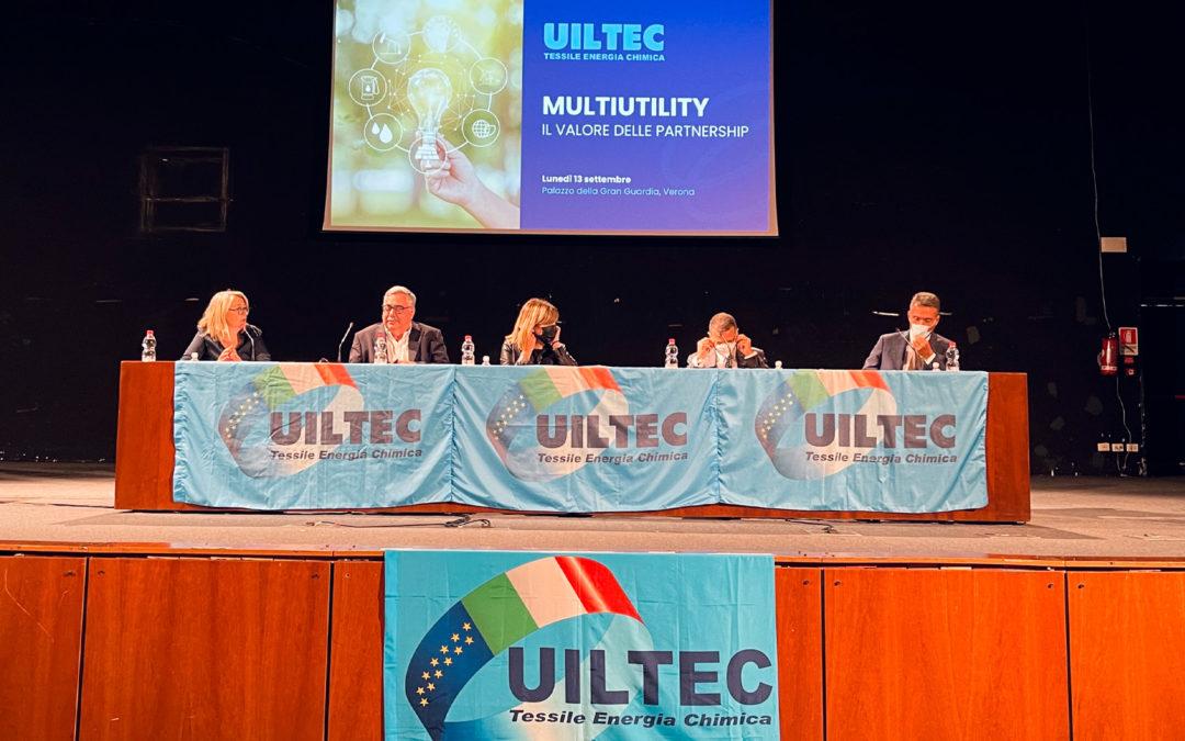 """Energia; Pirani: """"Le multiutility volano per la crescita del Paese"""""""